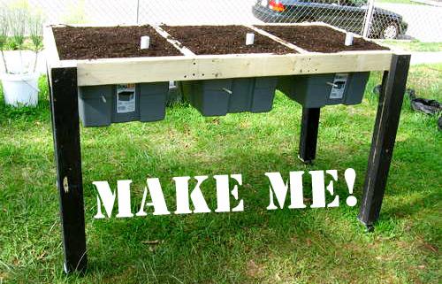 Inside Urban Green Portable Micro Gardens Farms