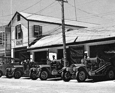 Old Fire Station Belize City