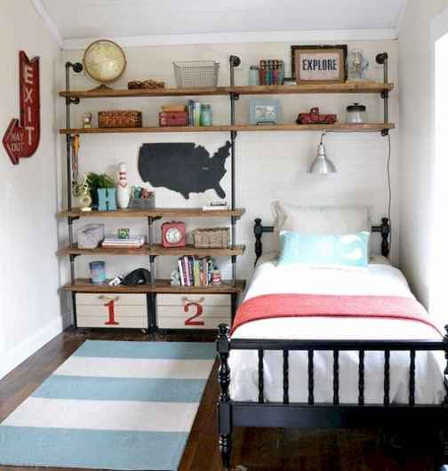 02 Clever Kids Bedroom Organization and Tips Ideas