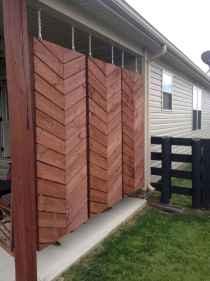 02 DIY Backyard Privacy Fence Design Ideas on A Budget
