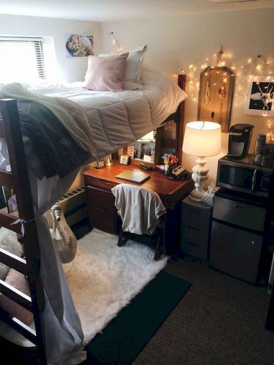 02 Genius Dorm Room Organization Ideas