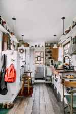 02 Tiny House Kitchen Storage Organization and Tips Ideas