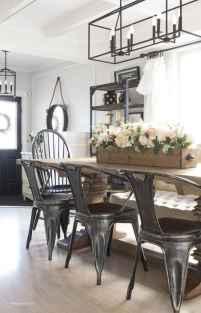 03 Beautiful Farmhouse Dining Room Table Design Ideas
