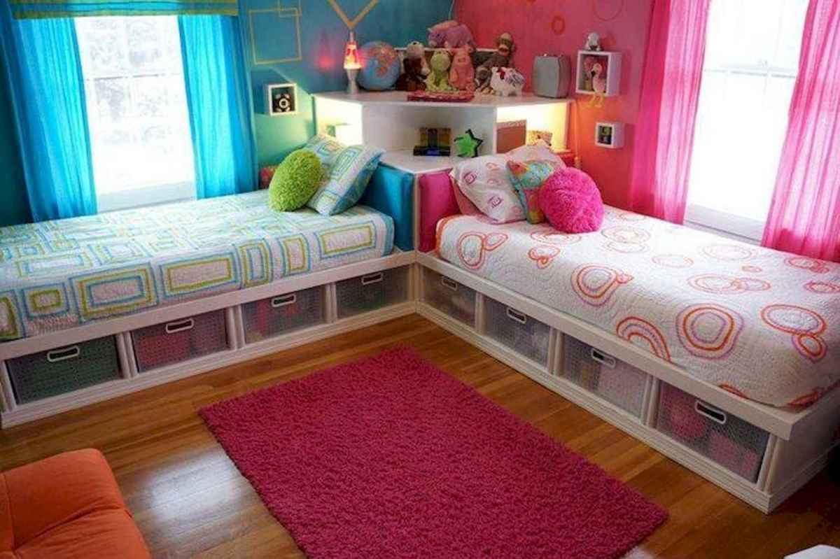 03 Clever Kids Bedroom Organization and Tips Ideas
