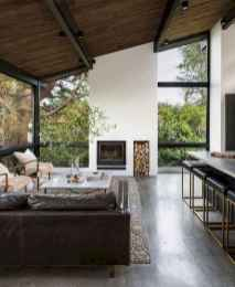 07 Gorgeous Mid Century Modern Living Room Design Ideas