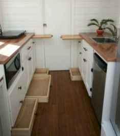 07 Tiny House Kitchen Storage Organization and Tips Ideas
