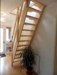 13 Clever Loft Stair Design for Tiny House Ideas