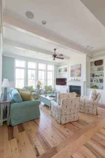 14 Beautiful Coastal Living Room Decor Ideas