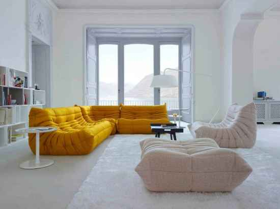 15 Beautiful Yellow Sofa for Living Room Decor Ideas