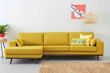 18 Beautiful Yellow Sofa for Living Room Decor Ideas