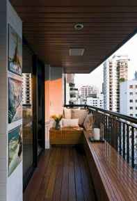 20 Cozy Apartment Balcony Decorating Ideas