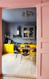 20 Modern Home Decor with Yellow Colour Accent
