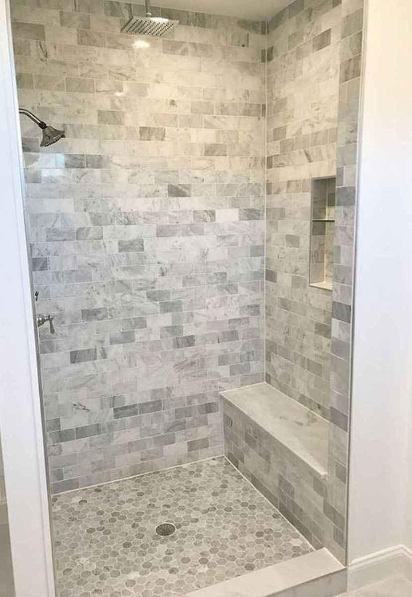 22 Cool Bathroom Shower Tile Remodel Design Ideas