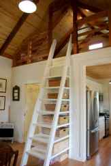 23 Clever Loft Stair Design for Tiny House Ideas