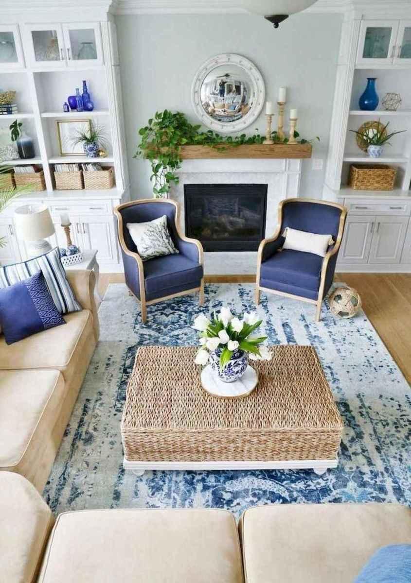 25 Beautiful Coastal Living Room Decor Ideas