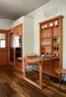 25 Tiny House Kitchen Storage Organization and Tips Ideas