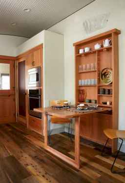 25 Tiny House Kitchen Storage Organization and Tips Ideas