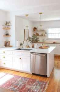 25 White Kitchen Cabinet Design Ideas