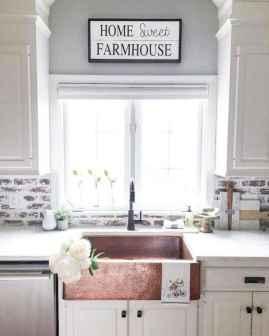 26 Beautiful Farmhouse Kitchen Backsplash Design Ideas