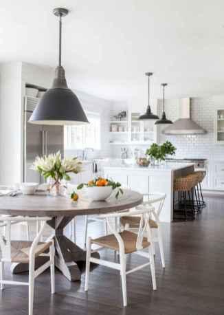 27 Beautiful Farmhouse Dining Room Table Design Ideas