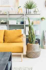 27 Beautiful Yellow Sofa for Living Room Decor Ideas