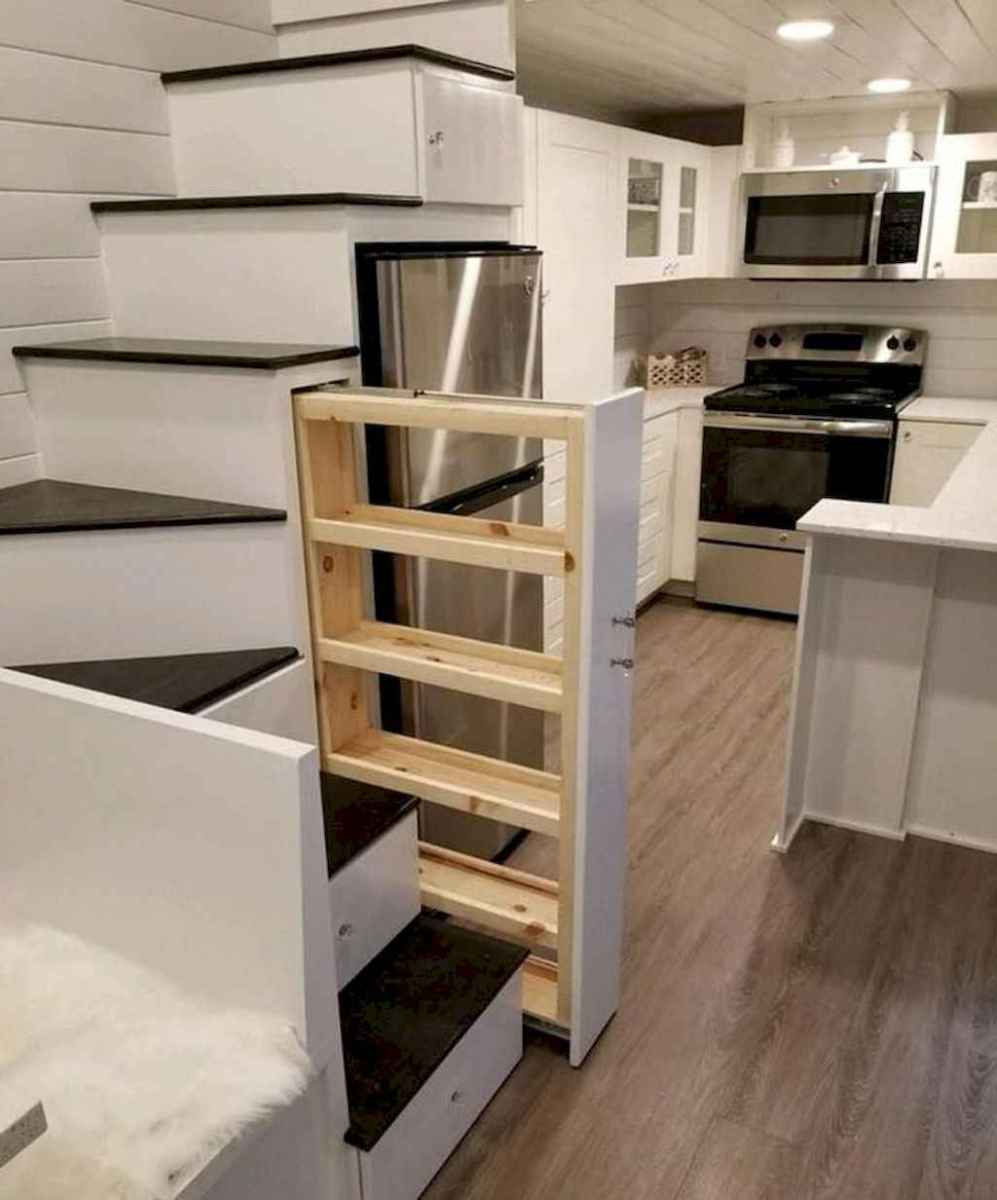 27 Space Saving Tiny House Storage Organization and Tips Ideas