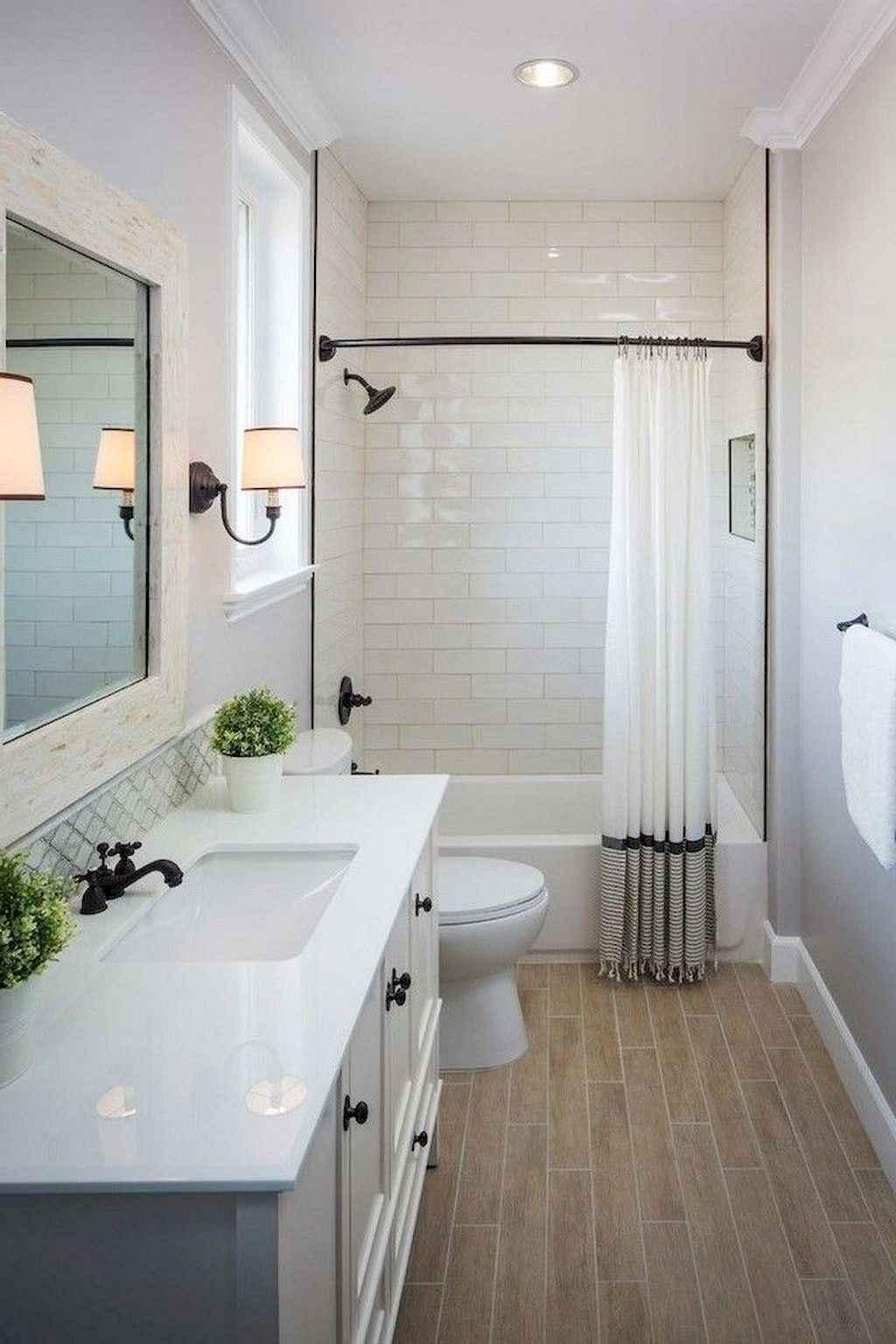 30 Modern Farmhouse Master Bathroom Remodel Ideas