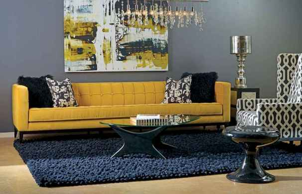 31 Beautiful Yellow Sofa for Living Room Decor Ideas