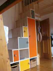 31 Clever Loft Stair Design for Tiny House Ideas