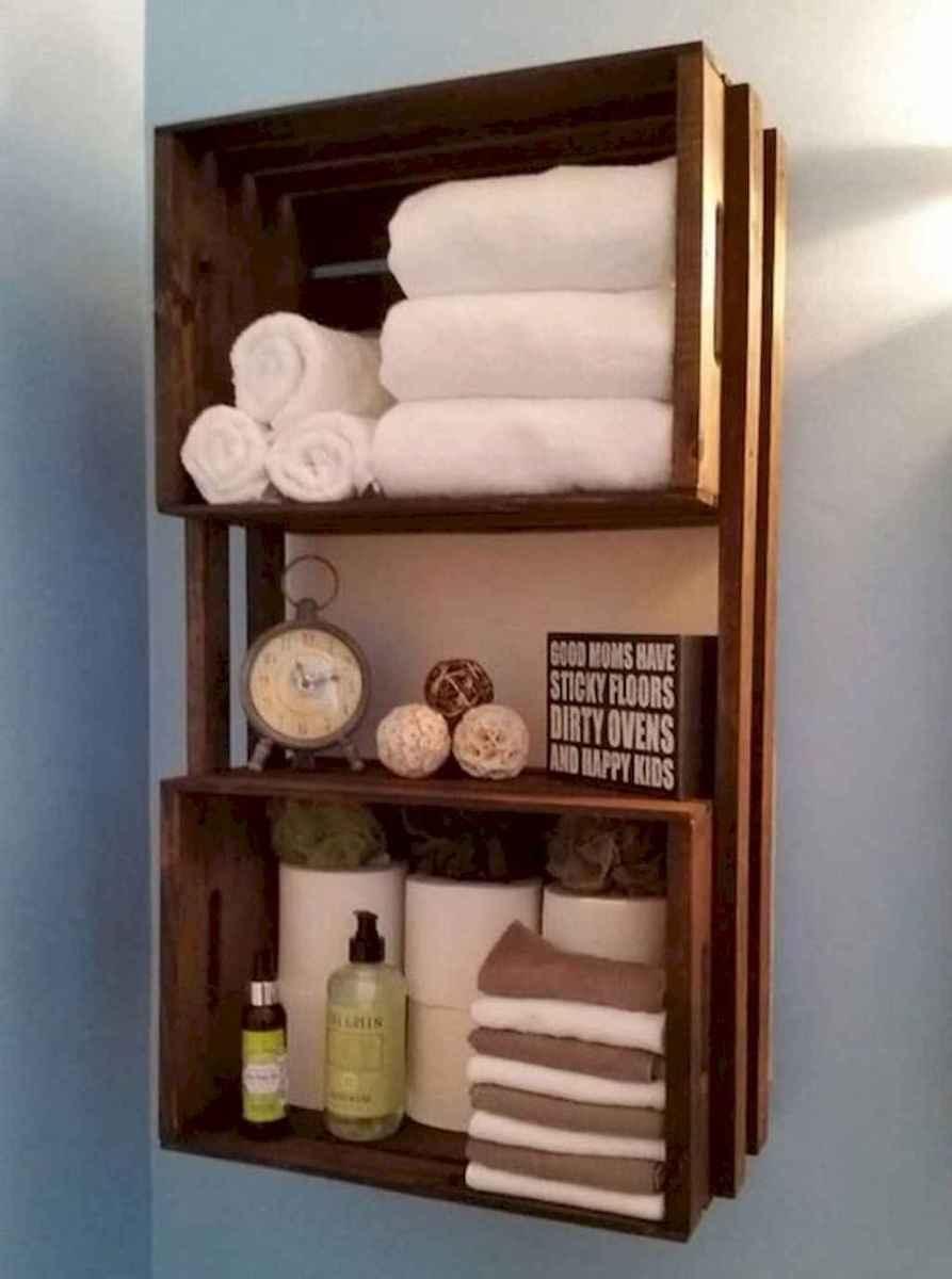 31 Smart Small Bathroom Storage Organization and Tips Ideas