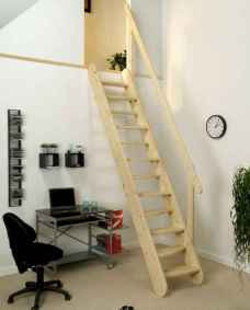 32 Clever Loft Stair Design for Tiny House Ideas