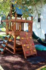 32 Exciting Small Backyard Playground Kids Design Ideas