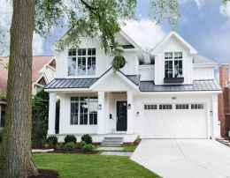 33 Awesome Modern Farmhouse Exterior Design Ideas
