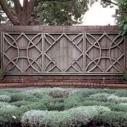 33 DIY Backyard Privacy Fence Design Ideas on A Budget