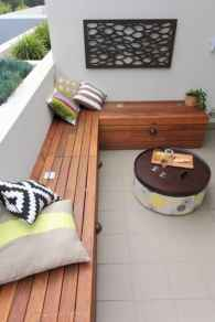 34 Cozy Apartment Balcony Decorating Ideas