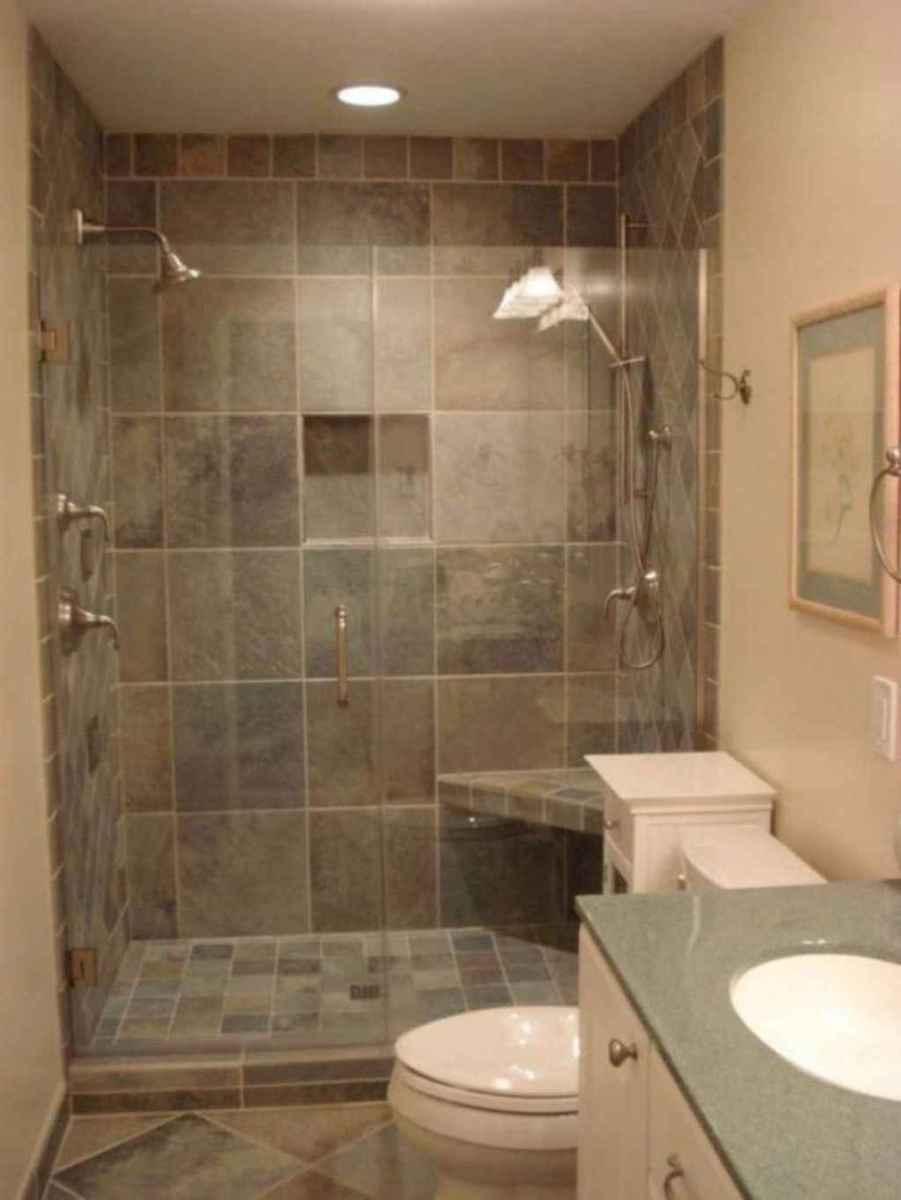 34 Genius Tiny House Bathroom Shower Design Ideas