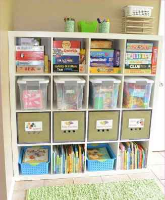 35 Clever Kids Bedroom Organization and Tips Ideas