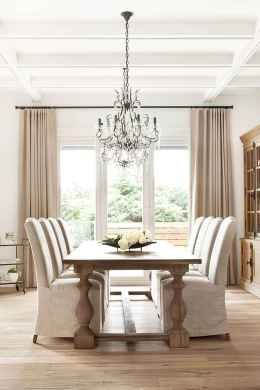 36 Beautiful Farmhouse Dining Room Table Design Ideas