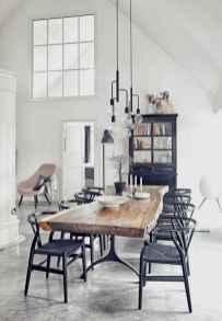 37 Beautiful Farmhouse Dining Room Table Design Ideas