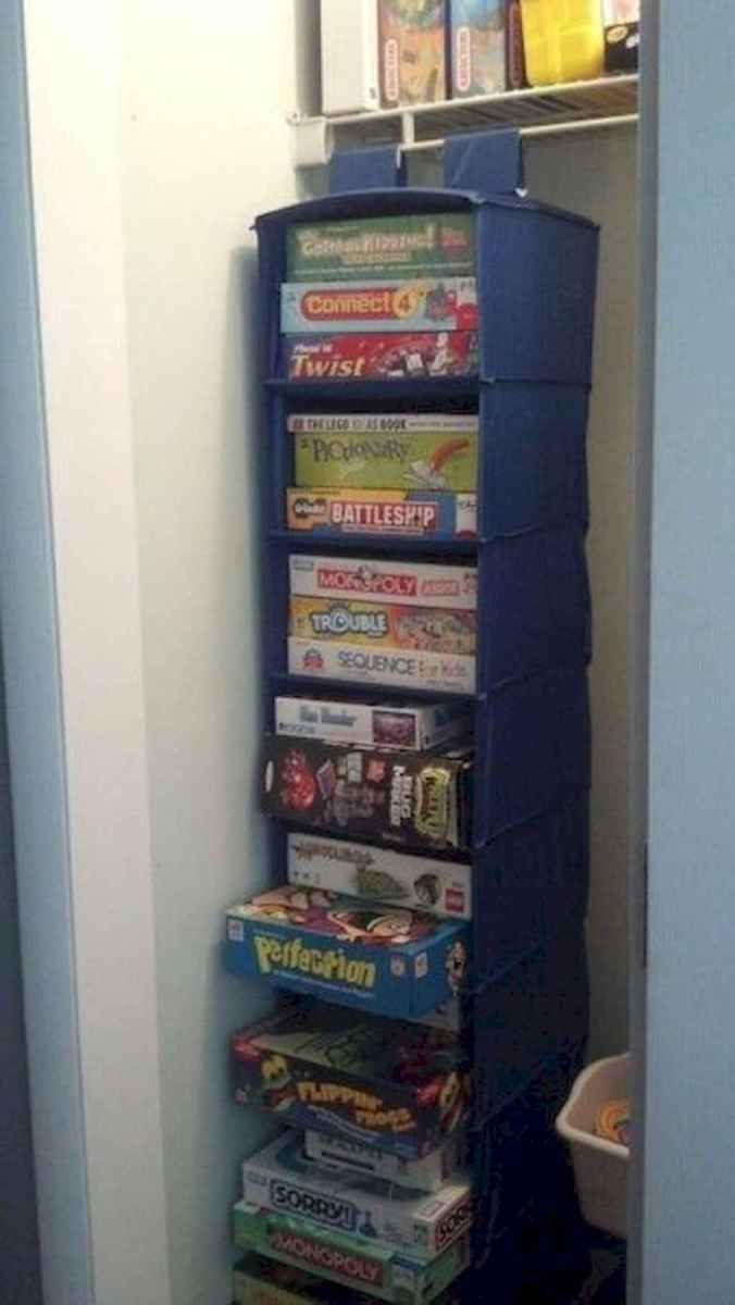40 Clever Kids Bedroom Organization and Tips Ideas