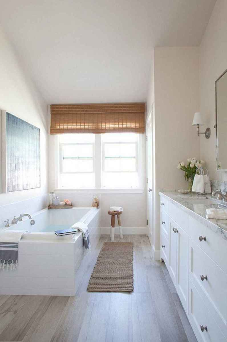 40 Modern Farmhouse Master Bathroom Remodel Ideas