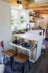 40 Tiny House Kitchen Storage Organization and Tips Ideas