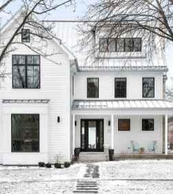 42 Awesome Modern Farmhouse Exterior Design Ideas