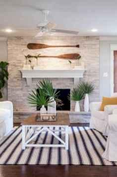 42 Beautiful Coastal Living Room Decor Ideas