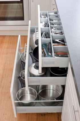 42 Brilliant Kitchen Cabinet Organization and Tips Ideas