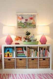 42 Clever Kids Bedroom Organization and Tips Ideas