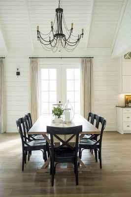43 Beautiful Farmhouse Dining Room Table Design Ideas
