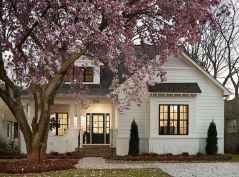 46 Awesome Modern Farmhouse Exterior Design Ideas