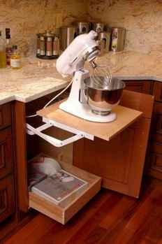 46 Brilliant Kitchen Cabinet Organization and Tips Ideas