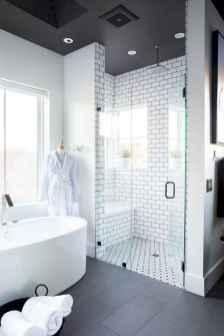 46 Modern Farmhouse Master Bathroom Remodel Ideas